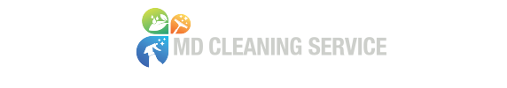 MD Cleaning Service Logo